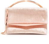 Eddie Borgo Velvet Vanity Bag