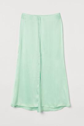 H&M Lyocell-blend skirt