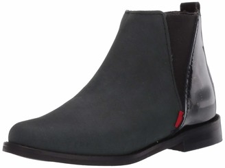 Marc Joseph New York Unisex Leather Made in Brazil Ankle Chelsea Boot