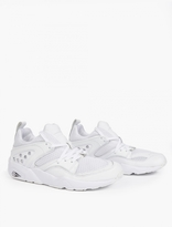 Puma White Blaze of Glory Yin Yang Sneakers