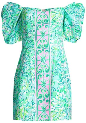 Lilly Pulitzer Daniela Floral Dress