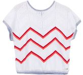 Catimini Girls Knitted top