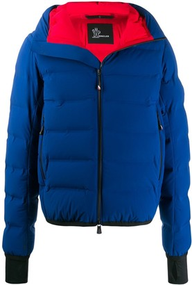 MONCLER GRENOBLE Hooded Down Jacket