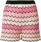 Ainea patterned shorts