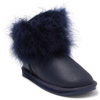 Australia Luxe Collective Mongol Short Genuine Sheepskin Fur Lined Boot