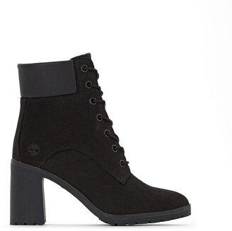 Timberland Allington Leather Ankle Boots