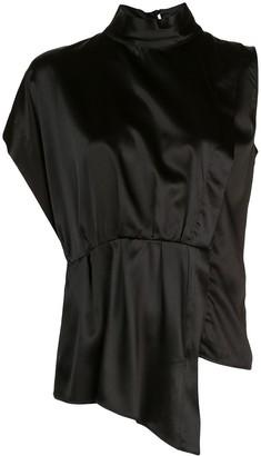 FEDERICA TOSI High Standing Collar Shirt