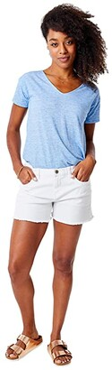 Carve Designs Maui Shorts (White) Women's Shorts