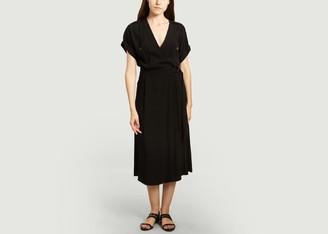 La Petite Francaise Reciproque Wrap Dress - 34