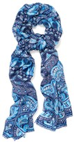 J.Mclaughlin Ivie Scarf in Gypsy Medallion