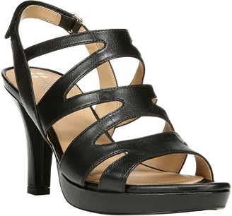 Naturalizer High Heel Strappy Sandals - Pressley