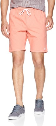 Obey Men's KEBLE Elastic Waist Denim Short