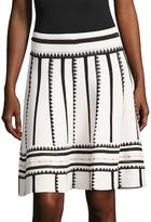 Ronny Kobo Chaya Lined Skirt