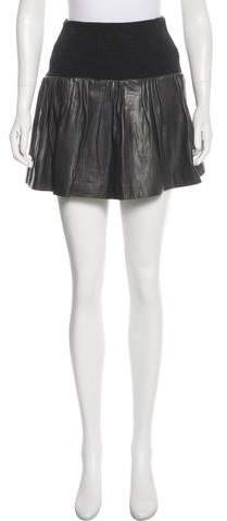 Diane von Furstenberg Cupcake Mini Skirt