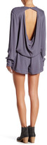 Young Fabulous & Broke Leah Long Sleeve Romper