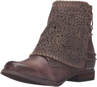 Not Rated Women's Crumbly Ankle Bootie