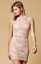 Reverse Ava Lace Mini Dress