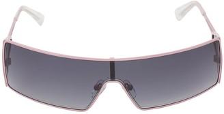 Le Specs Adam Selman The Luxx Squared Sunglasses