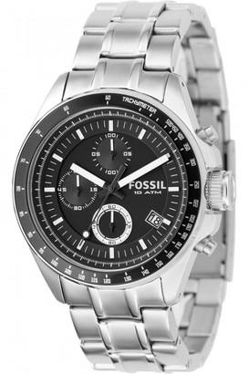 Fossil Mens Decker Chronograph Watch CH2600IE