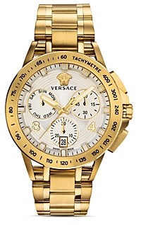 Versace Tech Chronograph, 45mm