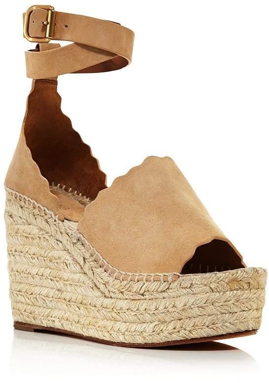 8c724c3ecaa Women's Lauren Espadrille Platform Wedge Sandals