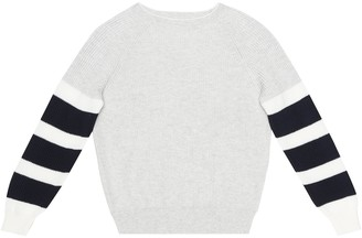 BRUNELLO CUCINELLI KIDS Exclusive to Mytheresa Cotton sweater