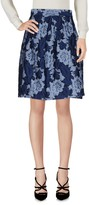 P.A.R.O.S.H. Knee length skirts - Item 35323876
