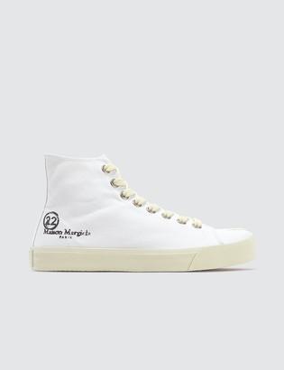 Maison Margiela Tabi High Top Sneakers