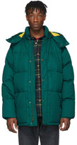 Woolrich Aime Leon Dore Green Edition Down Jacket