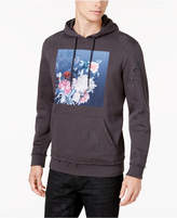 INC International Concepts Men's Floral Graphic Hoodie, Created for Macy's
