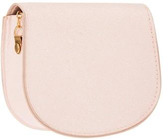 Monsoon Girls Sasha Sparkle Bow Bag - Pink