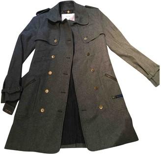 Luella Grey Wool Coats