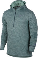 Nike Men's Therma-Sphere Element Half-Zip Running Hoodie