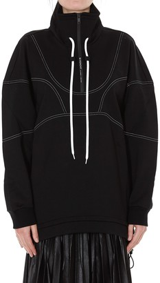 Givenchy Embroidered Oversize Hoodie