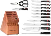 Wusthof Classic 13-Piece Set with Gourmet Steak Knives