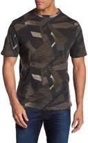 Sovereign Code Bonaventura Patterned Tee Shirt