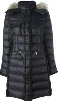 Moncler 'Hermifur' padded coat