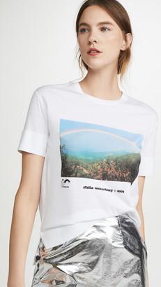 Stella McCartney No Problem Rainbow T-Shirt