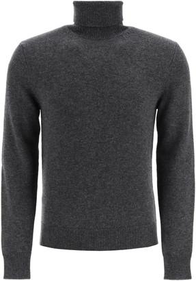 Dolce & Gabbana Turtleneck Wool Sweater