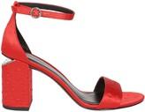 Alexander Wang Cut-out Heel Sandals