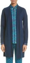 St. John Women's Jersey Cashmere Blend Sparkle Knit Jacket