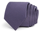 Theory Hairline Stripe Skinny Tie