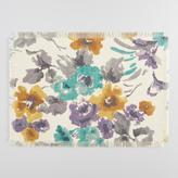 Gretchen Floral Jute Placemats Set of 4