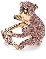 Kate Spade Pavé Monkey Cocktail Ring