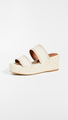 Castaner Quetza Slide Wedges