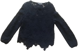 Gerard Darel Black Cotton Knitwear for Women