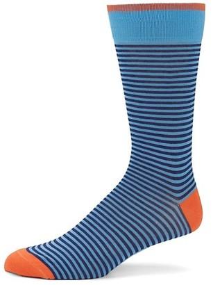 Marcoliani Milano Palio Striped Socks