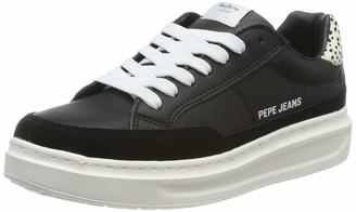 Pepe Jeans London Women's Abbey Bass Low-Top Sneakers
