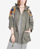 Rachel Roy Embellished Utility Jacket
