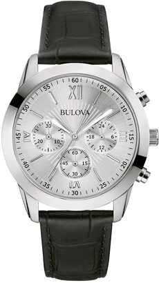 Bulova Men's Classic Watch, 40mm